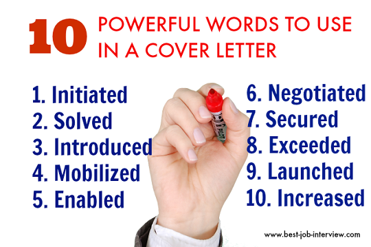 action words to use in resumes