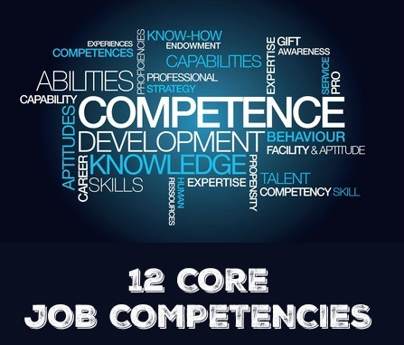 12 Core Competencies