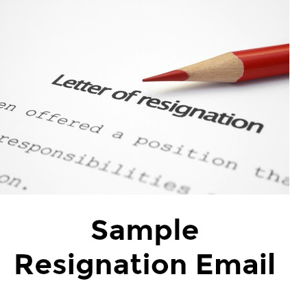 Easy-to-Use Free Resignation Letters