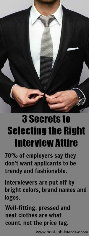 Interview Dress Code Tips
