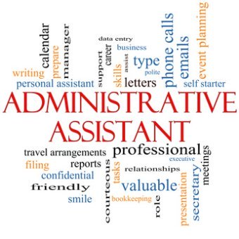 Best Job Interview  Duties Of Administrative Assistant