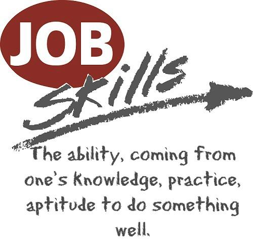 List of Job Skills