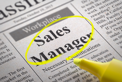 Sales Manager Job Opportunity