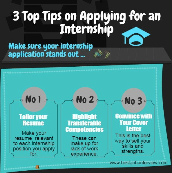 3 tips for internships