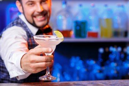 bartender duties