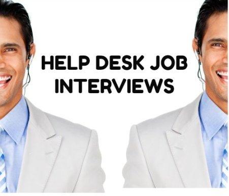 Help Desk Job Description