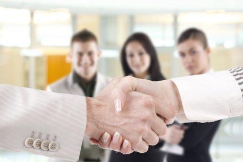 Handshake during negotiation