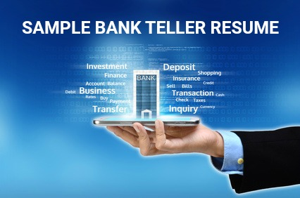 best bank to be a teller resumes