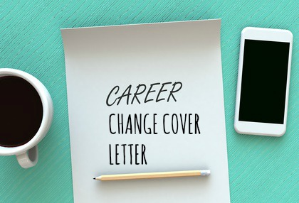 Career change cover letter sample altavistaventures Gallery