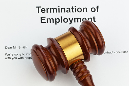 Legal rights after a termination