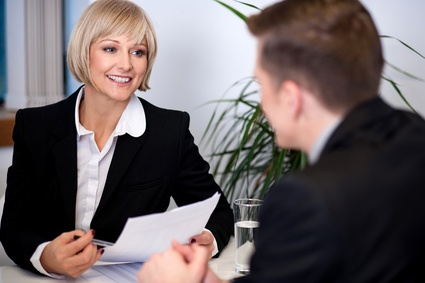 Ask questions in interview