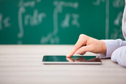 teacher and technology