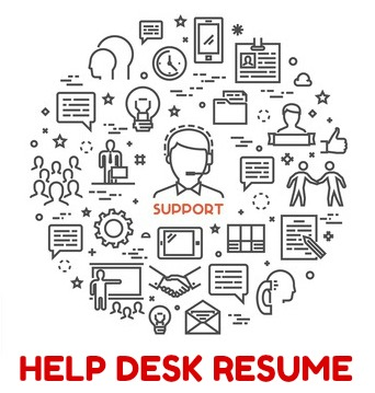 sample help desk resume - It Help Desk Resume
