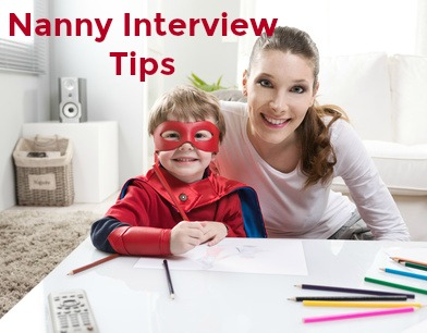 10 Tips for Nanny Interviews
