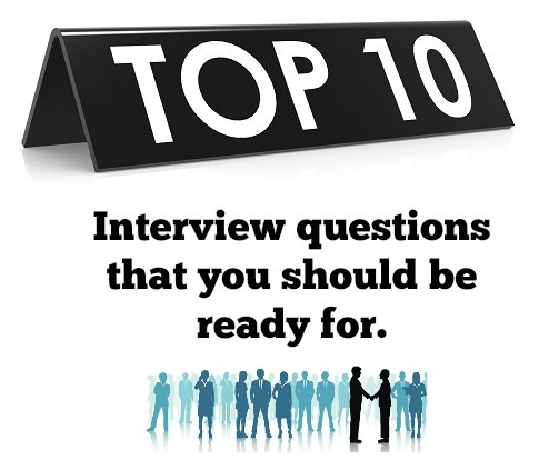 10 interview questions and answers At the end of an interview, thank the interviewer for their time and ask them about next steps and when you can expect to hear back from them these tips are designed to help you ace your job interview, but you need a great resume to get your foot in the door.