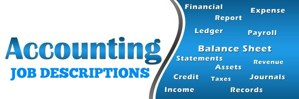 Accounting concept with keywords related to accounting
