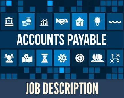 Accounts Payable Job Description | Accounts Payable Job Description