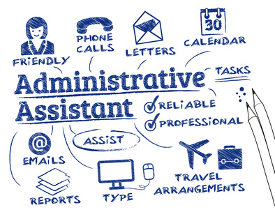 Best Job Interview  Administrative Assistant Duties Resume