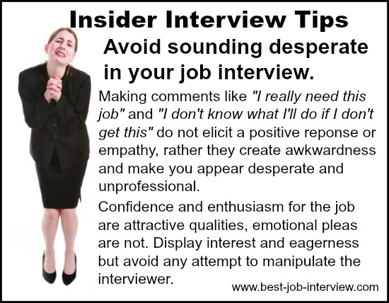 Successfully Answer Job Interview Questions