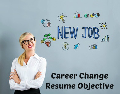 career change resume objective