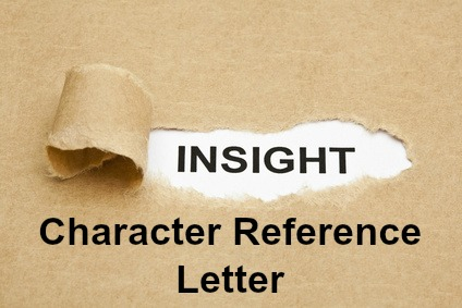 reference letter character