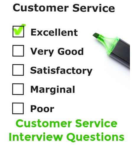 Customer service interview question and answer essential guide altavistaventures