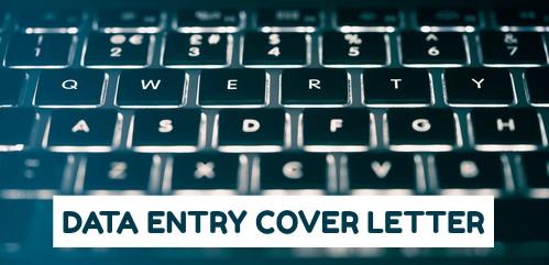 dataentrycoverletter3 Job Application Cover Letter Or Of Interest on