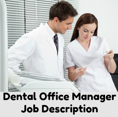 Dental Office Manager Job Description Sample