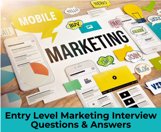 Entry Level Marketing Interview