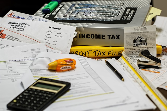 income tax calculation