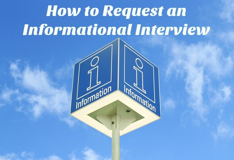 informational interview request email sample