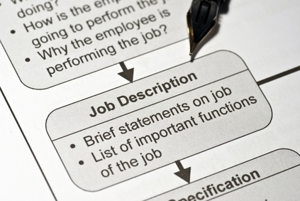 About Job Descriptions