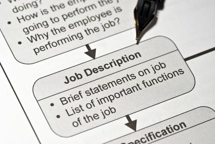 About Job Descriptions