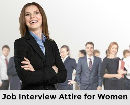 Job Interview Clothing Smart Casual Women