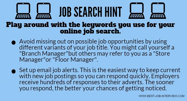 best job searches