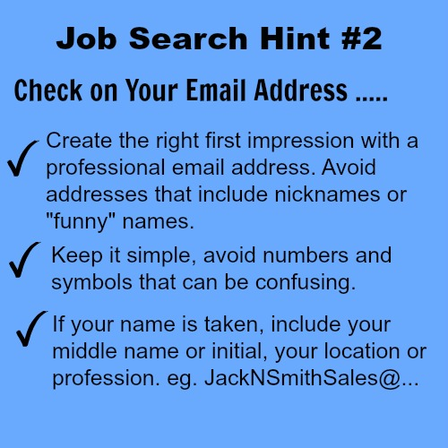5 Expert Job Search Hints