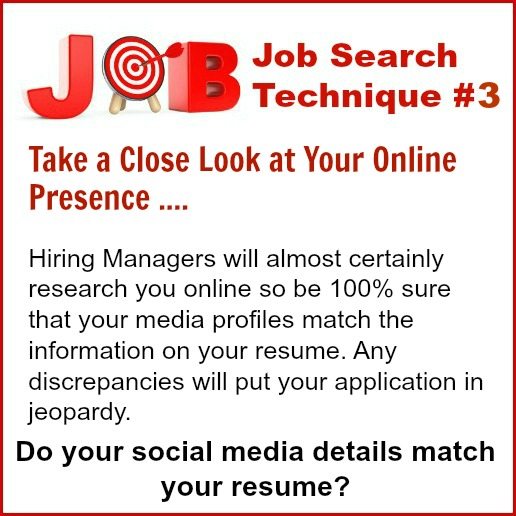 Best Job Search Techniques And Tips