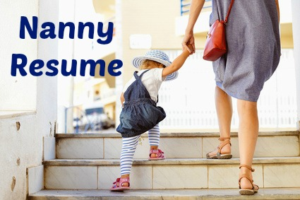 pleasing live out nanny resume sample on gorgeous ideas nanny resume