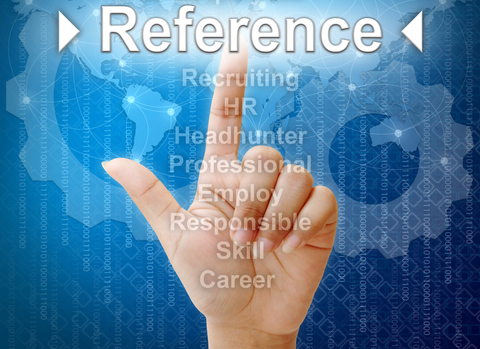 complete guide to job references