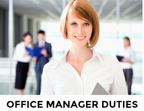 Office manager job description - Role of an office manager ...
