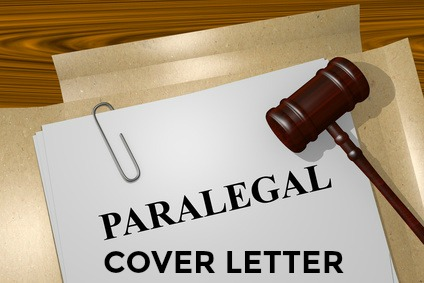 cover letter for paralegals