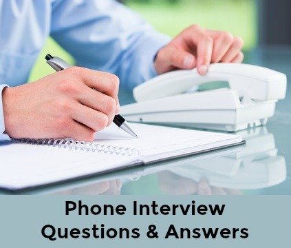 Prepare for phone interview questions m4hsunfo