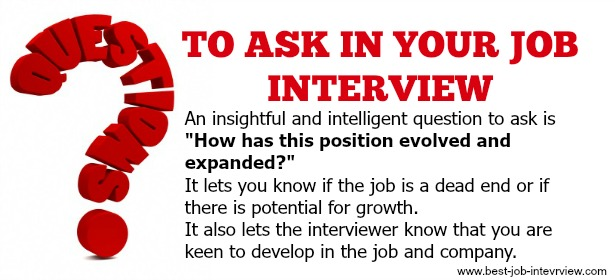 Insightful interview questions to ask