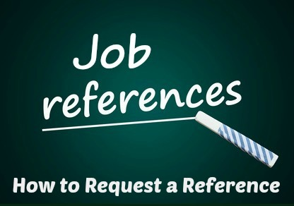 Request a Job Reference Letter
