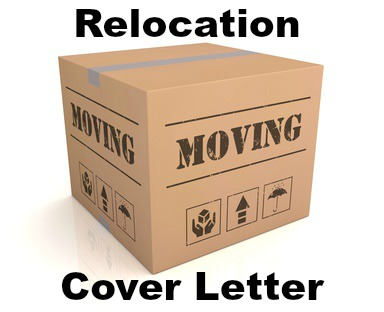 Relocation cover letters for Addressing relocation in cover letter
