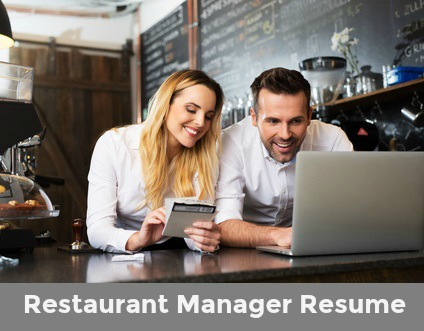 Sample Restaurant Manager Resume