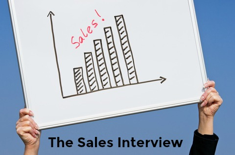 sales interview answers to typical sales interview questions