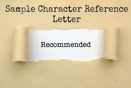 Personal Reference Letter Example from www.best-job-interview.com