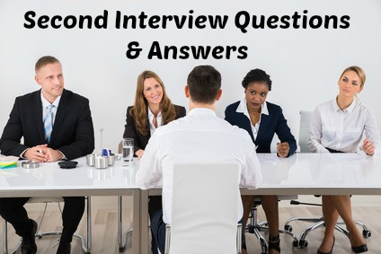 typical second interview questions