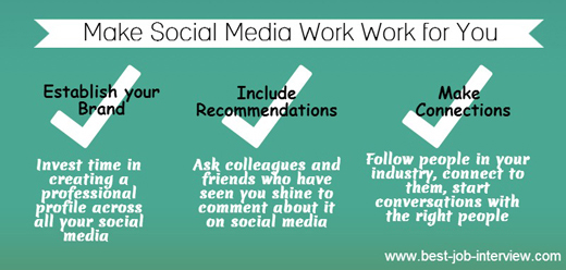 Make social media work for you